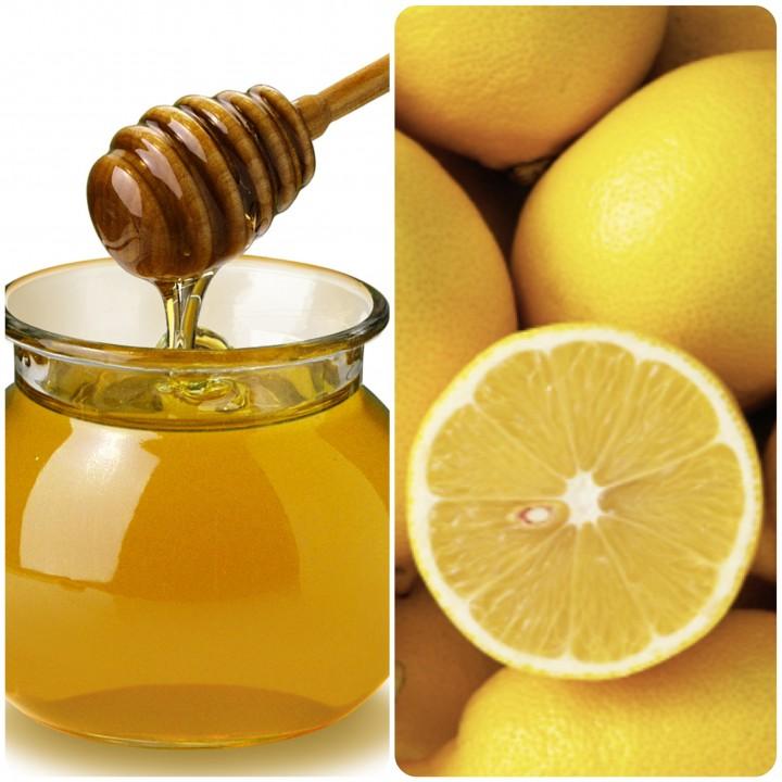 home-made-mask-lemon-honey