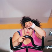 Hard exercising but no results