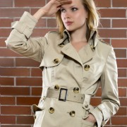 Trench coat autumn 2013