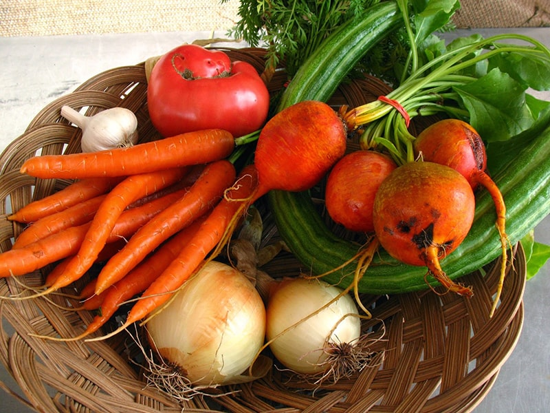 Low Sugar Vegetables