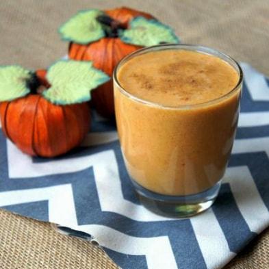 Pumpkin Pie Smoothie Recipe