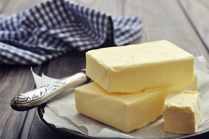 Margarine cause cellulite