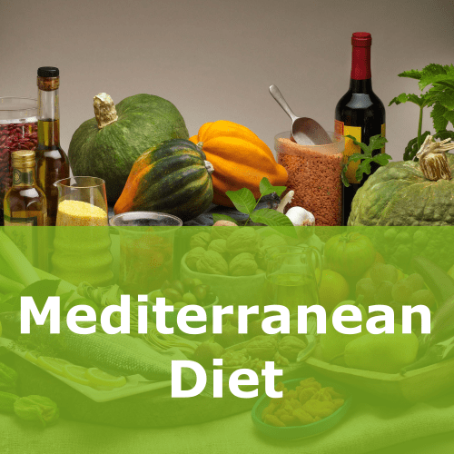 Mediterranean Style Diet Menu: Mediterranean Diet Overview