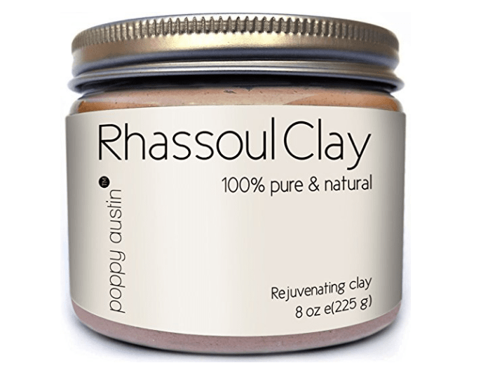 Rhassoul Clay - Natural Face Mask