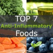 Anti-inflammatory foods